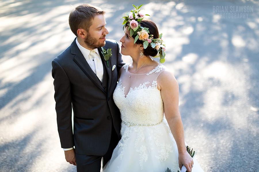 schlitz audubon wedding