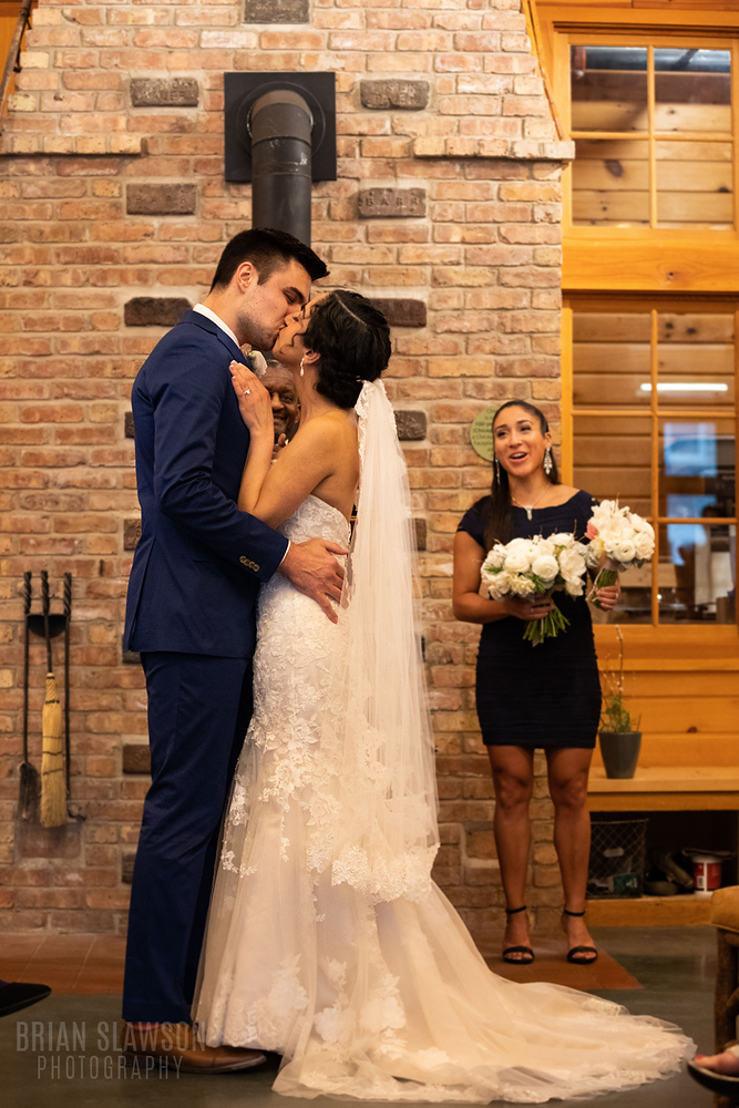 Urban Ecology Center Wedding